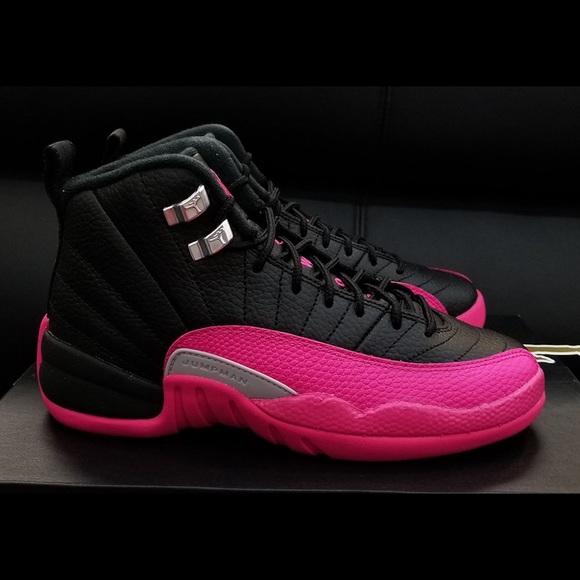 Jordan Shoes   12s Retro Black Deadly